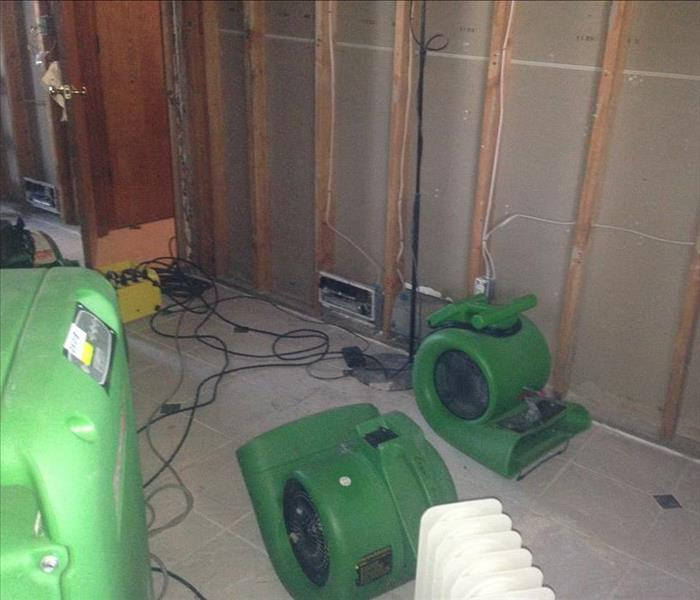 Residential Mold Remediation  After