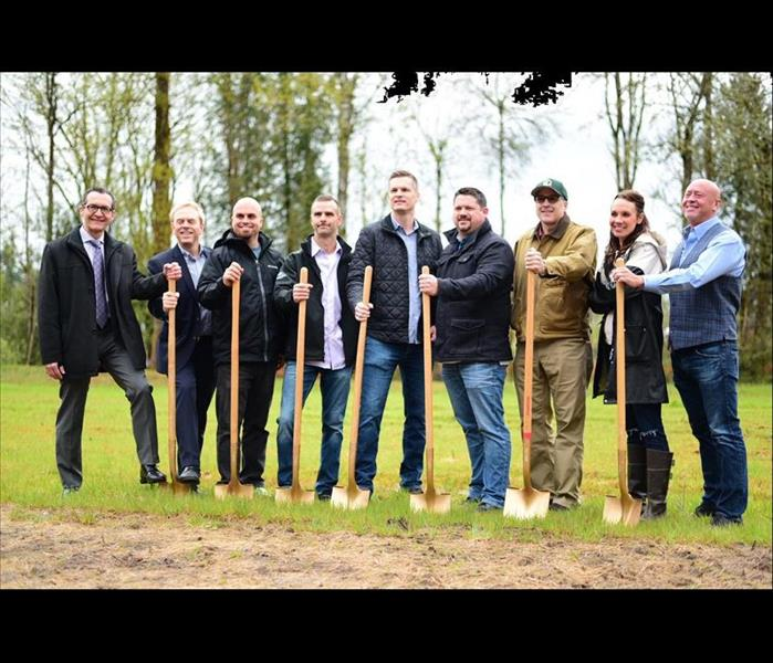 Parade of Homes Ground Breaking Ceremony 2017