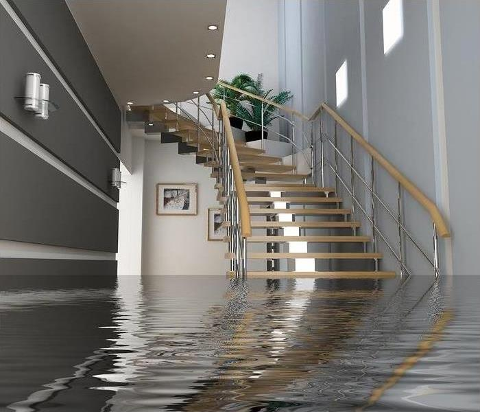 Water Damage Understanding Water Classifications