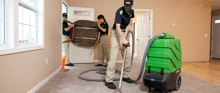 Vancouver, WA residential restoration cleaning
